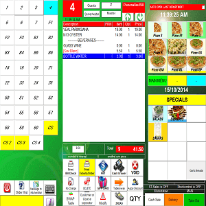 POS Software - Order